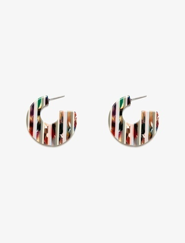 Koton Geometrik Küpe Renkli